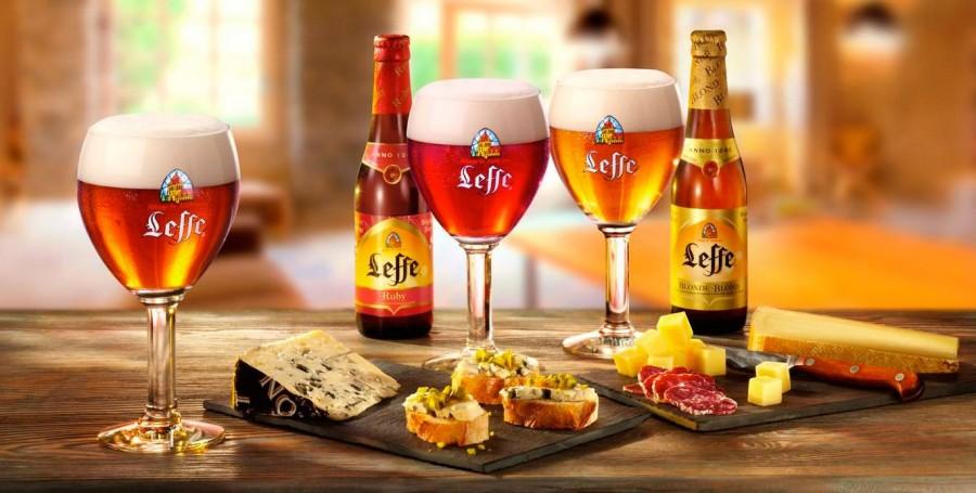 Dégustation Leffe et Fromage