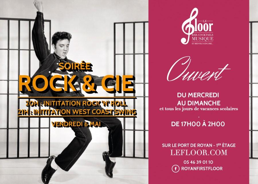 SOIRÉE ROCK & Cie