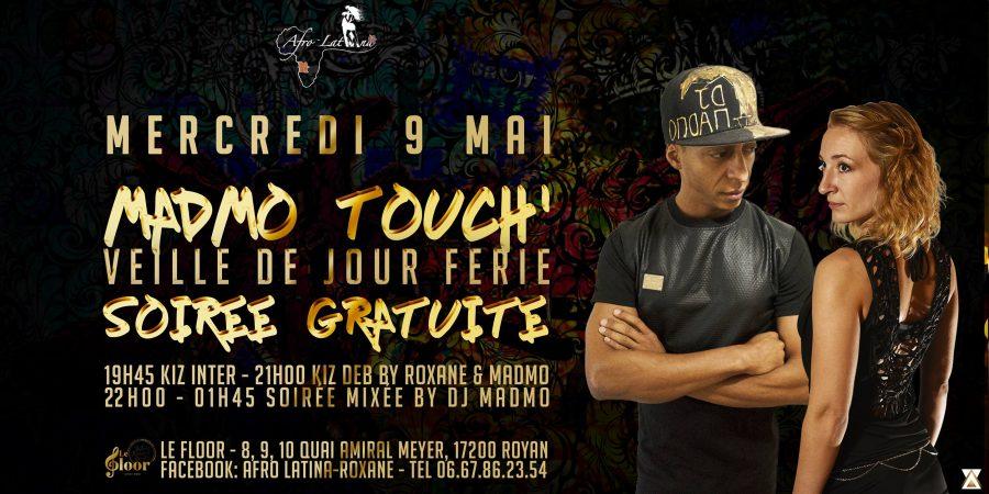 Mercredi 9 Mai – Madmo touch'