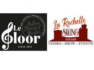 JEUDI 13 DÉCEMBRE - Rock & Charleston au Floor @ Le Floor
