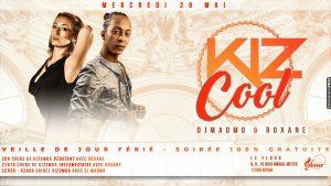 MERCREDI 29 MAI - Kiz Cool by Afro Latina/ Roxane et DJ Madmo / Le Floor /Royan @ Le Floor