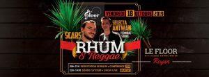 VENDREDI 18 OCTOBRE - Soirée Rhum&Reggae - Dégustation & Soundsystem @ Le Floor